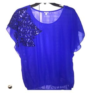 Charlotte ruse top.. small. Great condition.